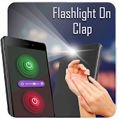 Flashlight & Find Phone On Clap
