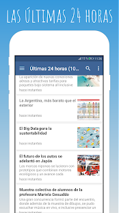 Newspapers of Argentina - náhled