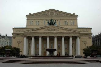 Photo: Bolshoi Theater - Moscow, Russia