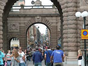 Photo: Looks like Drottninggatan to me