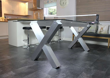 Peachy X Pong Indoors Table Tennis Table Design Designer Billiards Home Interior And Landscaping Dextoversignezvosmurscom
