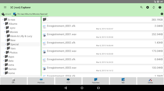 App 3C Explorer APK for Windows Phone