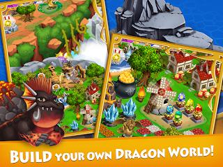 Dragon x Dragon City Sim Moeda Infinita