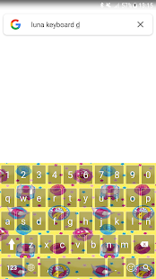 Soy Luna Keyboard - náhled