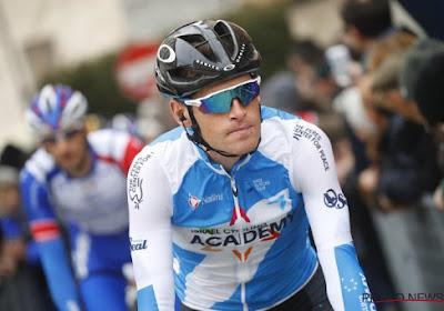 Un coureur belge et son équipe invités sur le Giro 2019