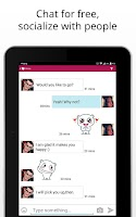 Screenshot of Waplog Chat & Free Dating