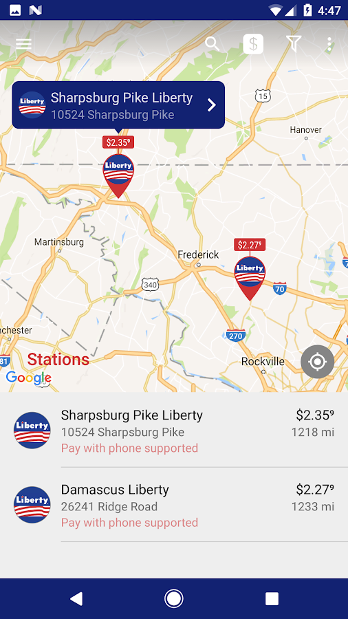 Liberty Pay- screenshot
