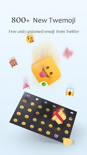 GO Keyboard - Emoji Emoticons