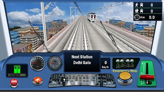 DelhiNCR Metro Train Simulator 8