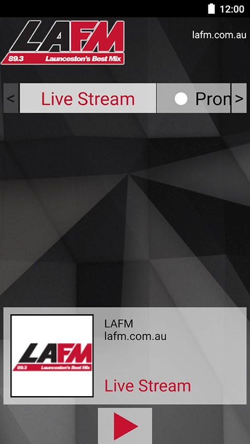 89.3 LAFM- screenshot
