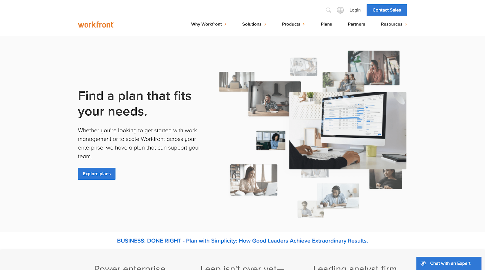 workfront - Find a plan that fits your needs