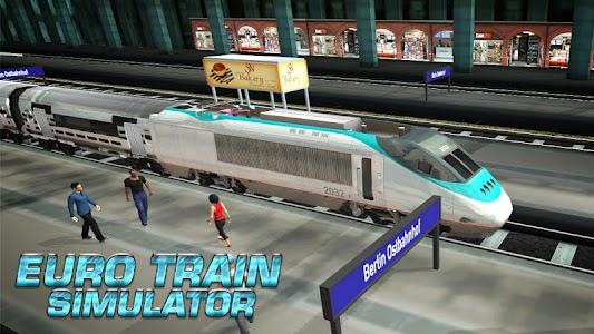 Euro Train Simulator 3D 이미지[6]