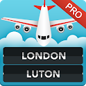 FLIGHTS London Luton Pro icon