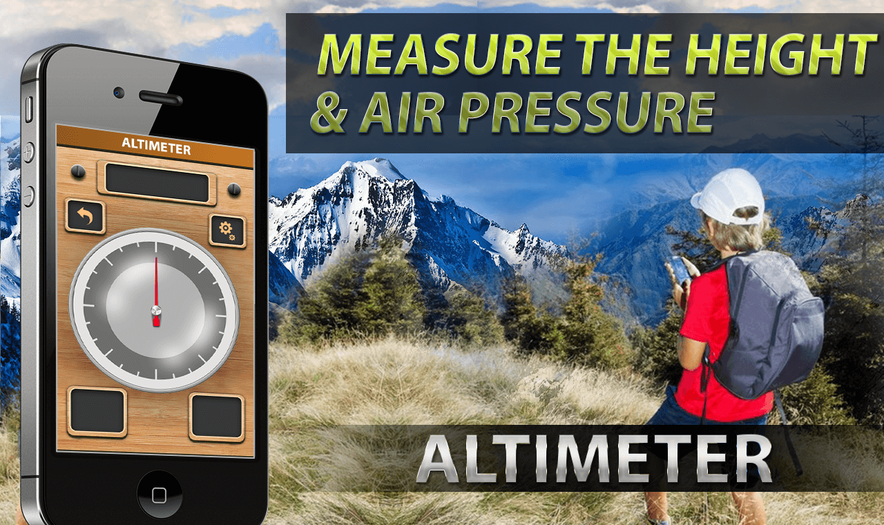 Altimeter- (Measure Elevation)- screenshot