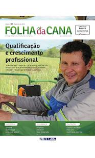 Folha da Cana - náhled