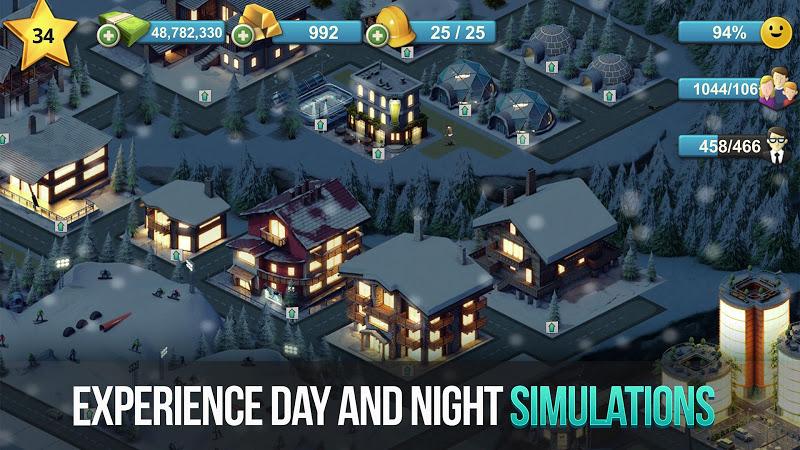 City Island 4- Simulation Town: Expand the Skyline Screenshot 2