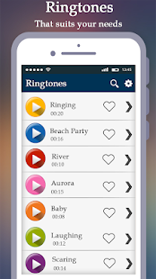 New Funny Ringtones , Smart Alarm clock Ringtones for PC-Windows 7,8,10 and Mac apk screenshot 10