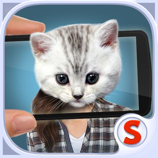 脸部扫描:是什么猫2 模擬 App LOGO-硬是要APP