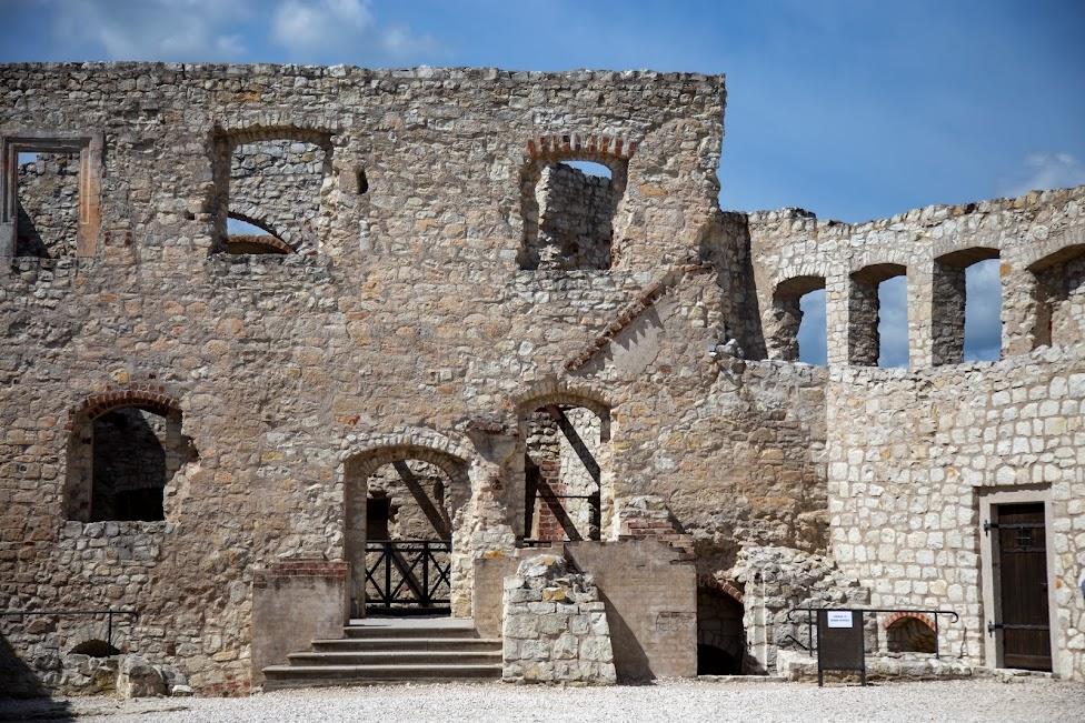 Zamek, Kazimierz Dolny