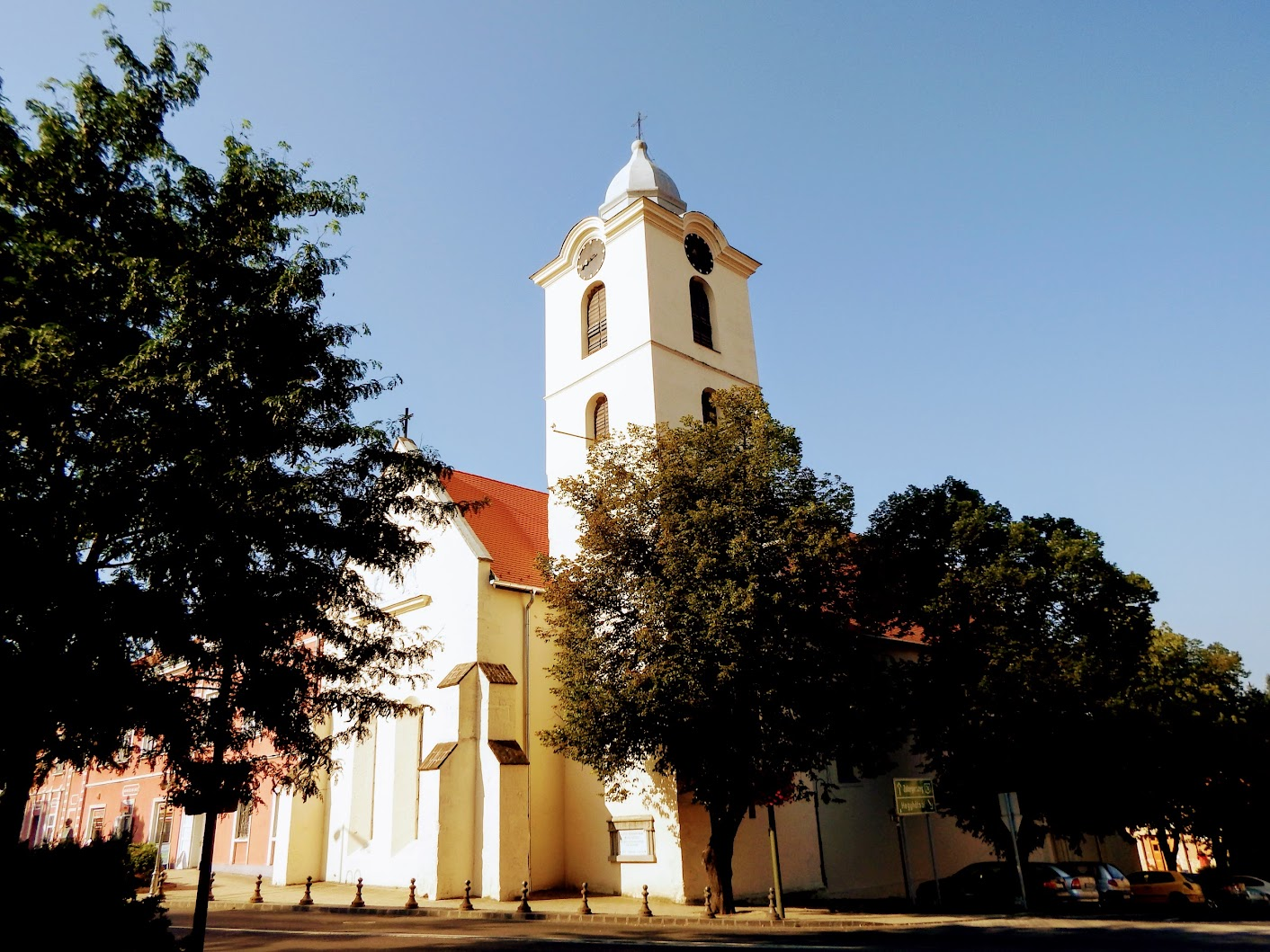 Vasvár - Szent Kereszt felmagasztalása rk. templom