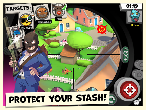 Snipers vs Thieves: Classic! apkdebit screenshots 2