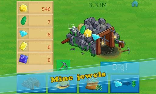 Idle Gold gem clicker  screenshots 8