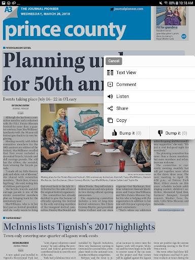 e7aa65d2c10 PEI News by PressReader Inc. (Google Play