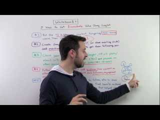 Video: First edition of Whiteboard+ - 5 Ways to Get Immediate Value from Google+