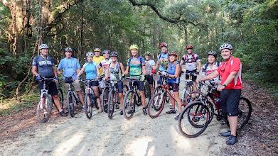 Photo: Saturday's Anderson Springs Riders