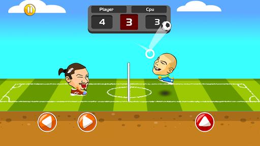 Volley Soccer Hero 1.1 screenshots 2
