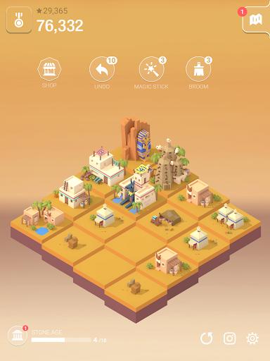 Age of 2048: Civilization City Building Games game (apk