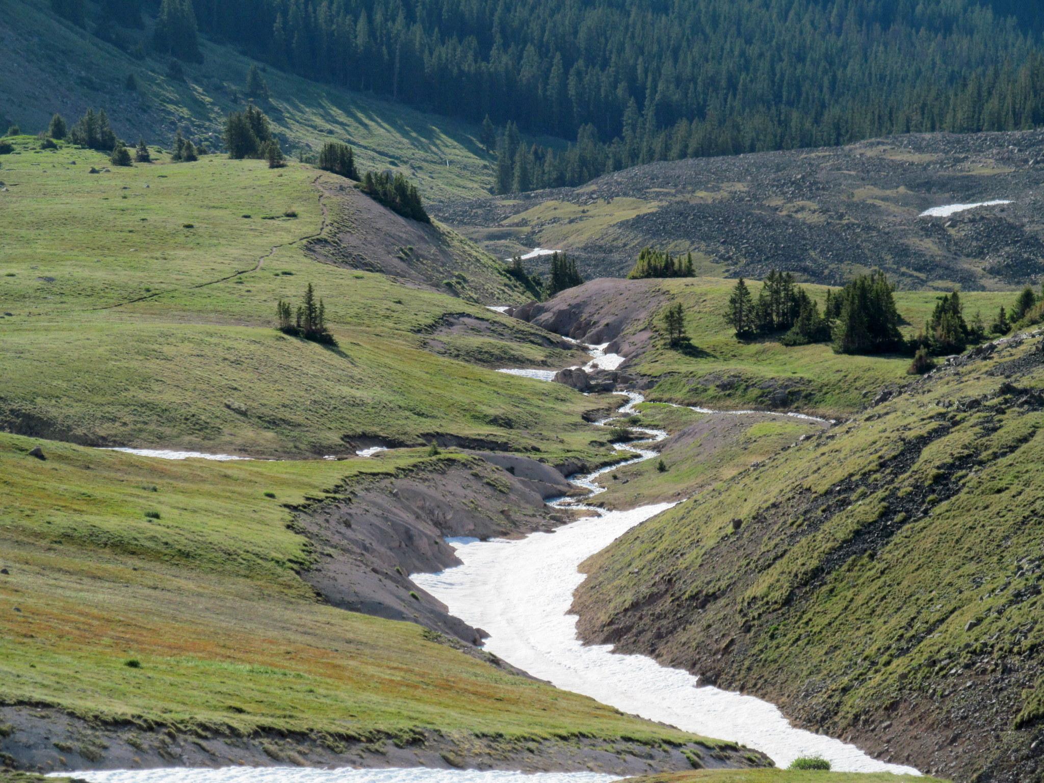 Photo: Upper Nellie Creek