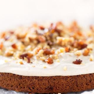Vegan Carrot Cake (Gluten Free) Recipe