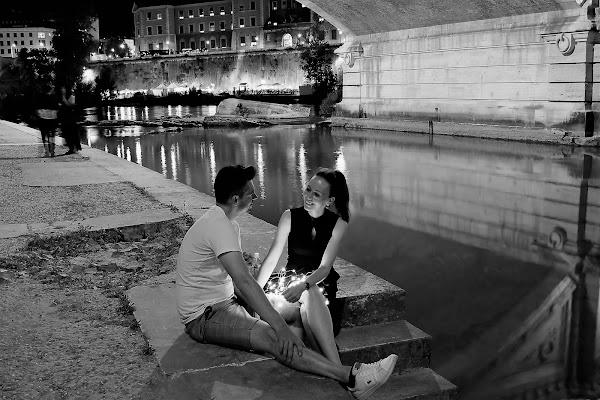 Emozioni sul fiume