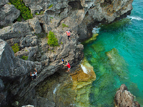 Photo: The Grotto at Bruce National Park