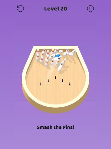 Mini Bowling apktram screenshots 7