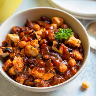 BBQ Chicken Chili.
