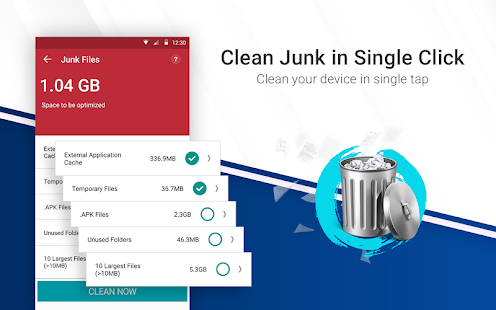 Systweak Android Cleaner Screenshot