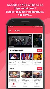 musique gratuit youtube stream applications sur google play. Black Bedroom Furniture Sets. Home Design Ideas