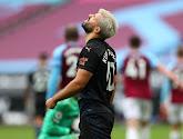Sergio Aguero vers un départ ? Un club serait chaud !