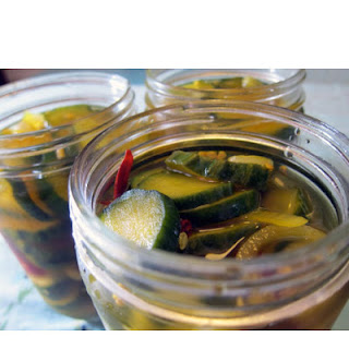 Sweet Spicy Pickles Recipes.