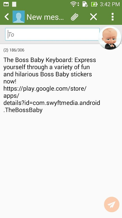 The boss baby keyboard android apps on google play for Furniture 7 phone number