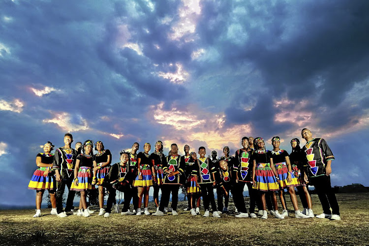 The Ndlovu Youth Choir put their special spin on Louis Armstrong's classic 'What a Wonderful World' for World Hearing Day.