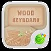 Wood GO Keyboard Theme &Emoji