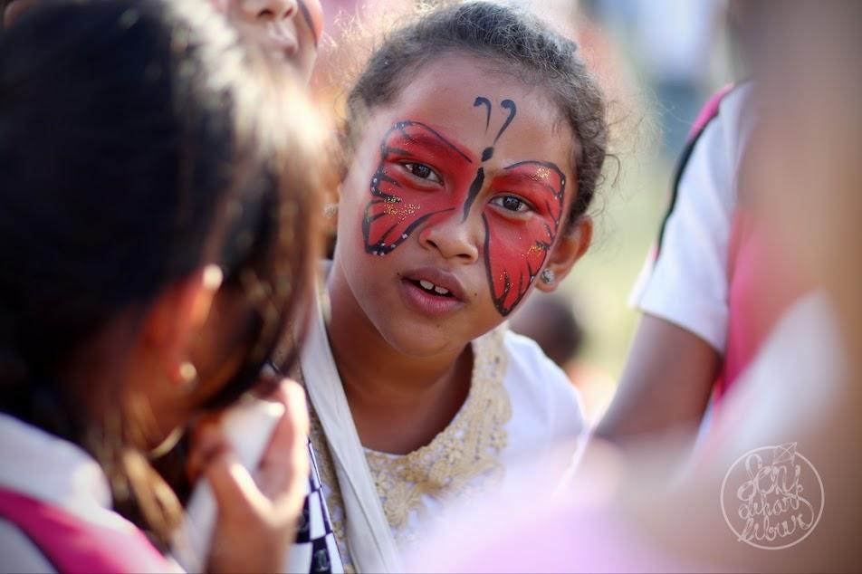 Layar Tancap untuk Hari Anak Nasional
