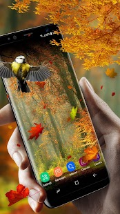 Picturesque Nature Live Wallpaper - náhled