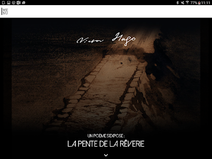 La Pente de la rêverie- screenshot thumbnail