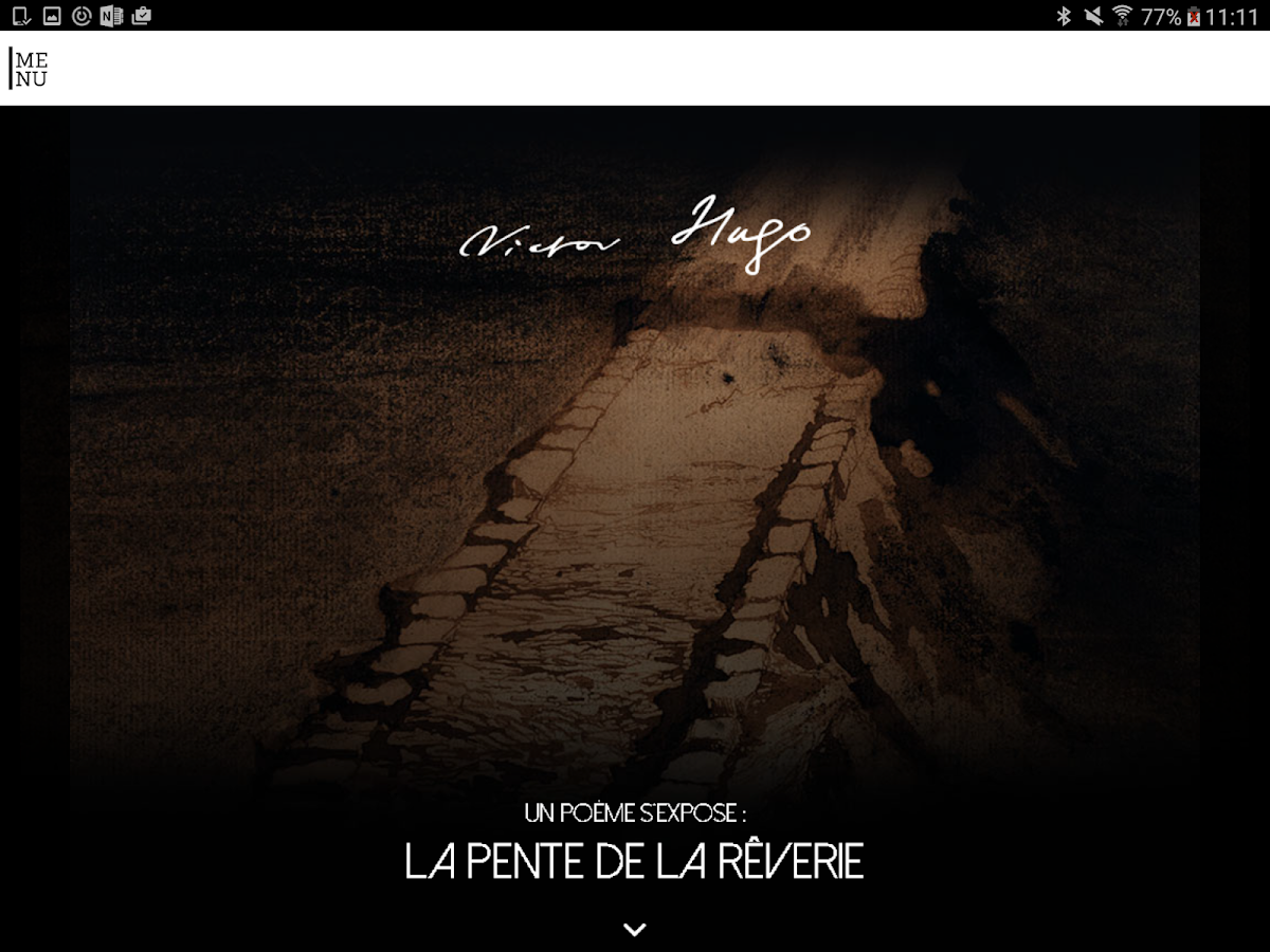 La Pente de la rêverie- screenshot
