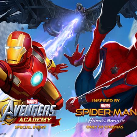 MARVEL Avengers Academy v1.16.0 (Mod)