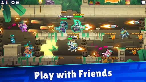 Bullet League - Battle Royale apklade screenshots 2